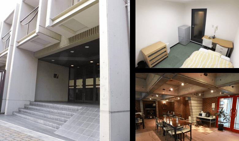 Tokyo Dormitory 東小金井Ⅱ