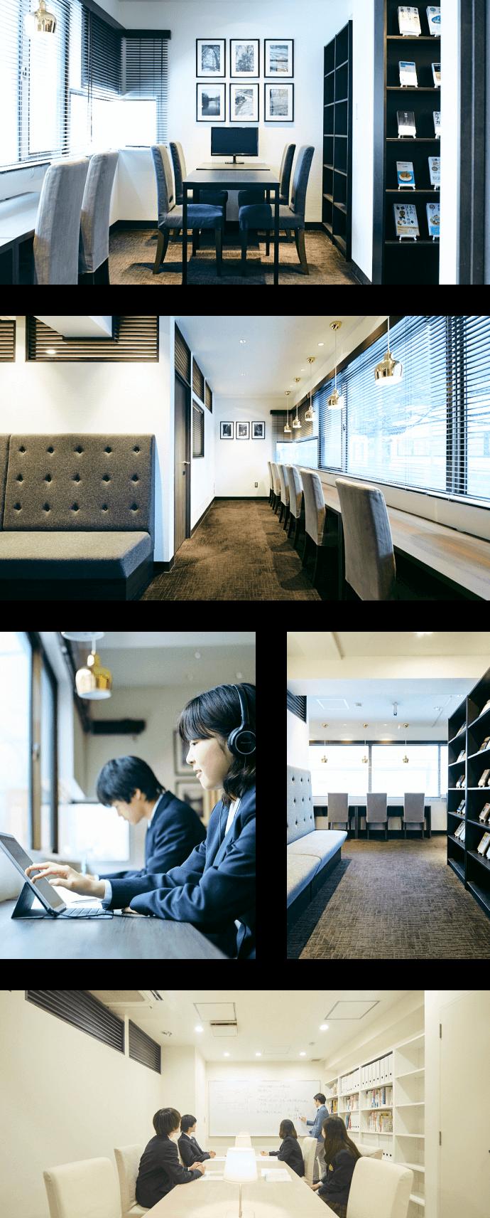 アシリprimeの学習空間
